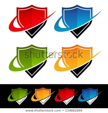 cześć · straży · kolor · Stany · Zjednoczone · człowiek · bezpieczeństwa - zdjęcia stock © elisanth