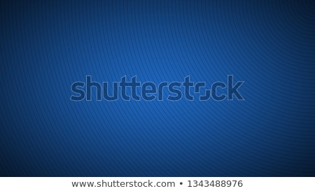 Dark blue gradient wavy abstraction Stock photo © saicle