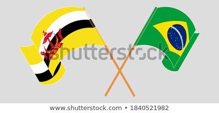 Brazil and Brunei Darussalam Stock photo © Istanbul2009