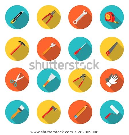 scissors and screwdriver Stock photo © jarin13