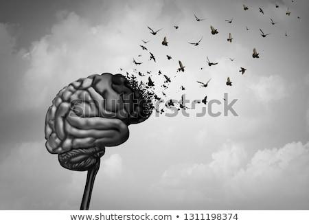 betegség · orvosi · mentális · egészség · törődés · ötlet · csoport - stock fotó © lightsource