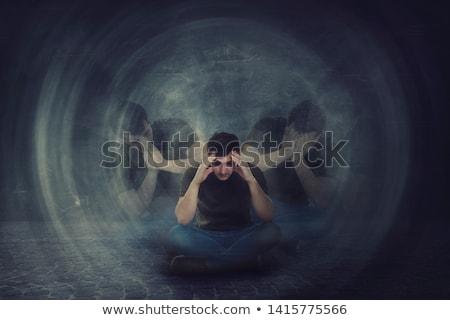 Human Mood Psychology Change Stock photo © Lightsource