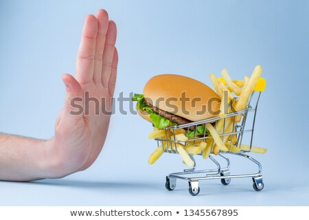 Restricted By Cholesterol Stock photo © Lightsource