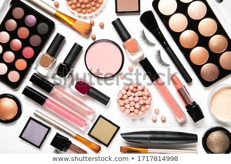 косметики · макияж · продукции · изолированный · белый · фон - Сток-фото © neirfy