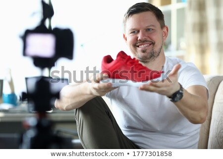 Time To Vlog Concept Stock photo © ivelin