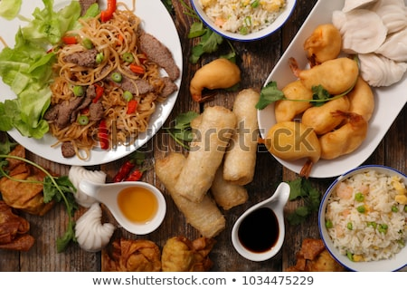Assorted Dim Sum Stock photo © zhekos