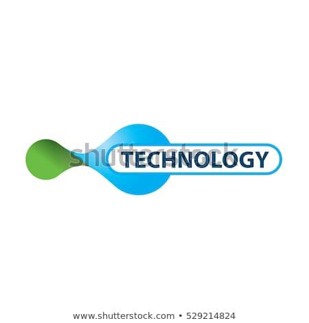 молекулярный · логотип · 10 · аннотация · сеть · науки - Сток-фото © sdCrea