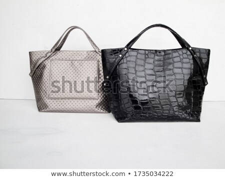 small handbags in six colors stock photo © bluering