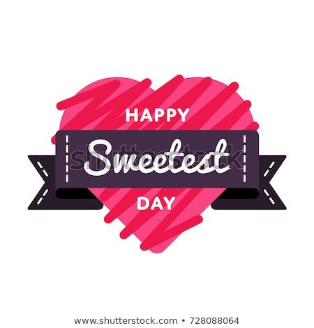 21 october  Sweetest Day Stock photo © Olena
