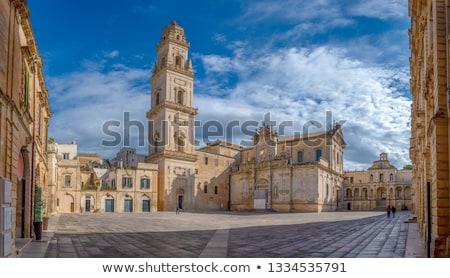 базилика · Италия · август · 16 · здании - Сток-фото © photooiasson