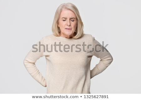 Hemorrhoids. Medical Concept. Stock photo © tashatuvango