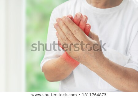 Beriberi. Medical Concept. Stock photo © tashatuvango
