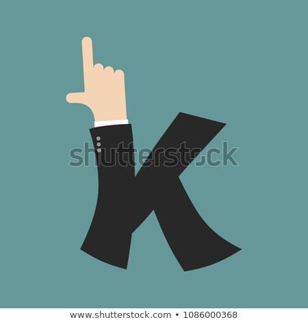 palec · wydruku · policji · informacji · osobowych · tożsamości - zdjęcia stock © popaukropa