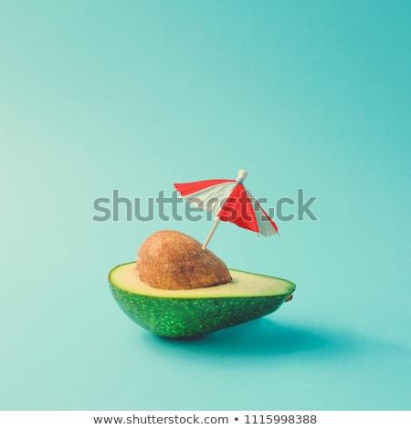 variëteit · ruw · organisch · groenten · vruchten - stockfoto © fisher