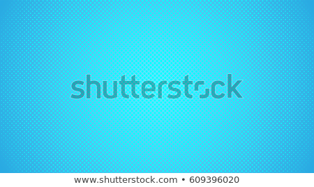 pop art blue background stock photo © studiostoks