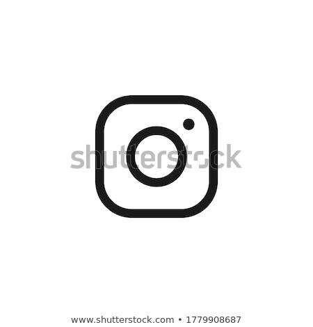 brief · ingesteld · logo · vector · iconen - stockfoto © marysan