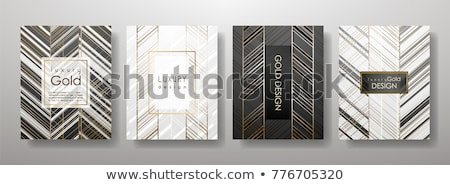 Coloured Watercolor Background. Black and gold circle Stock photo © Natalia_1947
