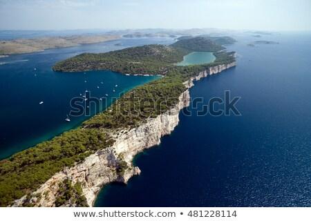 nature · parc · destination · île · plage · mer - photo stock © xbrchx