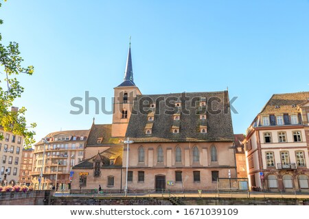 Saint Nicholas Church, Strasbourg Stock photo © borisb17