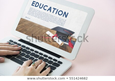 Growing Skills Graph Education Concept Stock photo © ivelin
