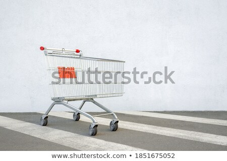 Target on the Wall with Copy Space Stock photo © make