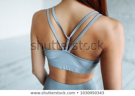 branco · flor · textura · fundo · tecido - foto stock © ruslanomega