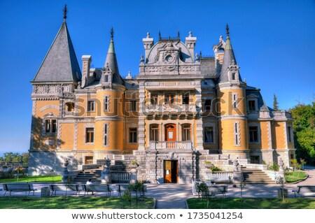 empire castle Stock photo © Sarkao
