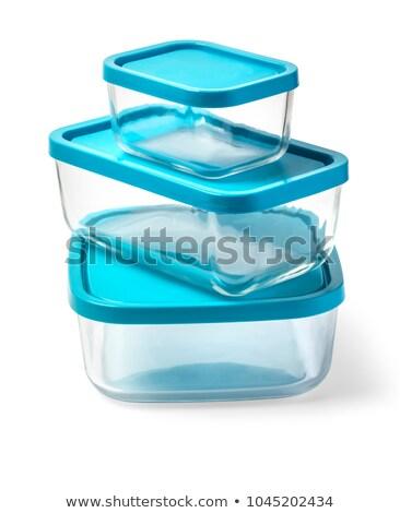 coquetel · vidro · coleção · copo · isolado · branco - foto stock © grafvision