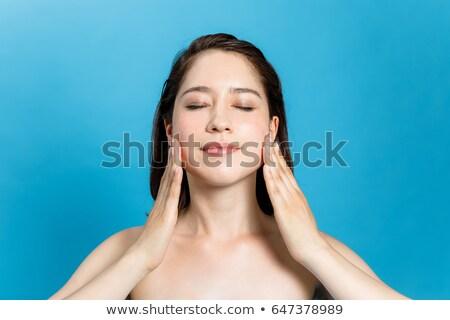 Mulher retrato mulher jovem dor feminino Foto stock © wavebreak_media