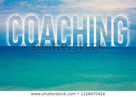 Suggestive beach scene Stock photo © jrstock