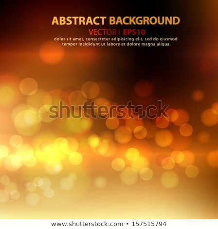 Abstract gold background with copy space. EPS 10 Stock photo © beholdereye