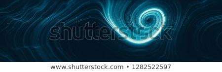 blue twist stock photo © arenacreative