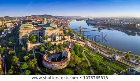 Danube river Stock photo © manfredxy