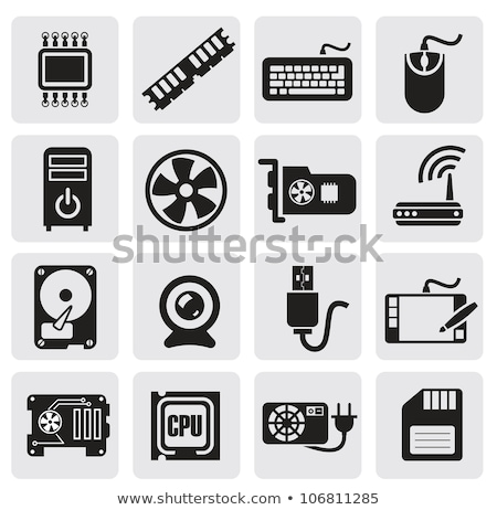 Video card cable Stock photo © smuay