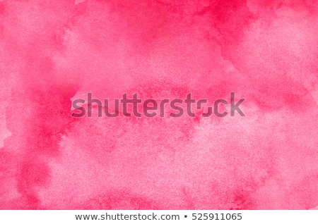 abstract bright pink watercolor art stock photo © burakowski