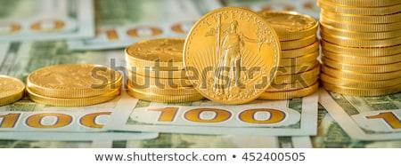 altın · madeni · yeni · dizayn · 100 - stok fotoğraf © backyardproductions