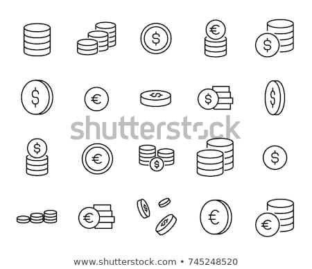 Vector euro icon Stock photo © nickylarson974