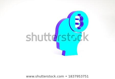 empresário · dinheiro · isolado · 3D · imagem · negócio - foto stock © ISerg