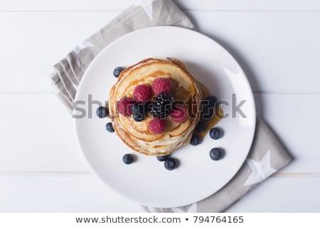 черника · свежие · все · Ягоды · торт - Сток-фото © nalinratphi
