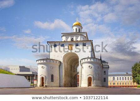 известный · русский · православный · Церкви · здании - Сток-фото © mikko