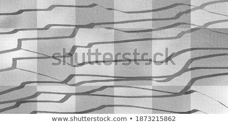 Grigio ondulato marciapiede senza soluzione di continuità sfondo spazio Foto d'archivio © tashatuvango