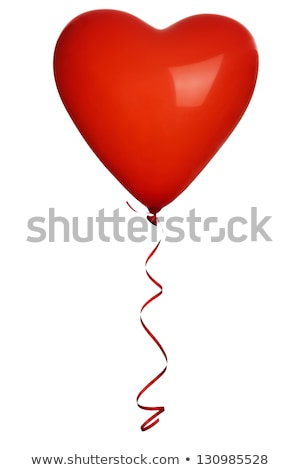 Balloon Heart Together Stock photo © Lightsource