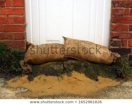 casa · inundaciones · seguro · residencial · casa - foto stock © juhku