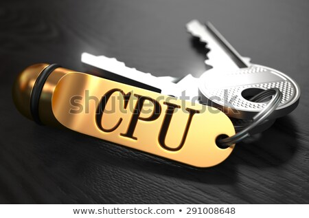 elektronische · circuit · board · centraal · bewerker · computer · industrie - stockfoto © tashatuvango