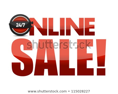 247 online stock photo © fuzzbones0