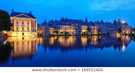 город · центр · Нидерланды · Tulip · цветы · служба - Сток-фото © vladacanon