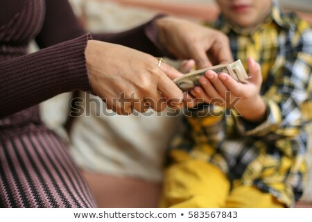 close-up of money in the pocket 2 Stock photo © Paha_L