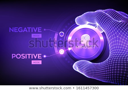 Negative Psychology Stock photo © Lightsource