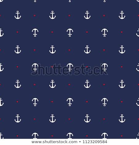 marinos · náutico · ancla · excelente · eps - foto stock © adrian_n