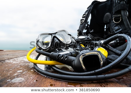 Equipment for Diving Stock photo © ayaxmr